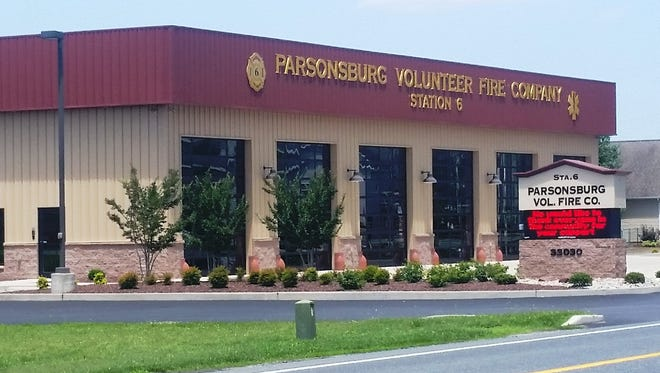 Parsonsburg Volunteer Fire Company