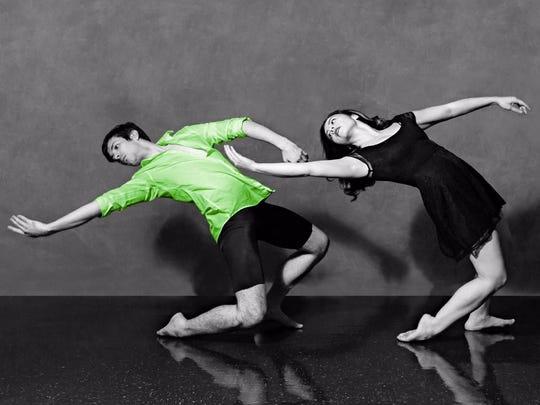 Metro alumnus Scorpius dancer Travis Richardson with