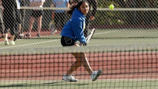 Bremerton senior Sarah Casias placed eighth last season at the Class 2A state tournament.