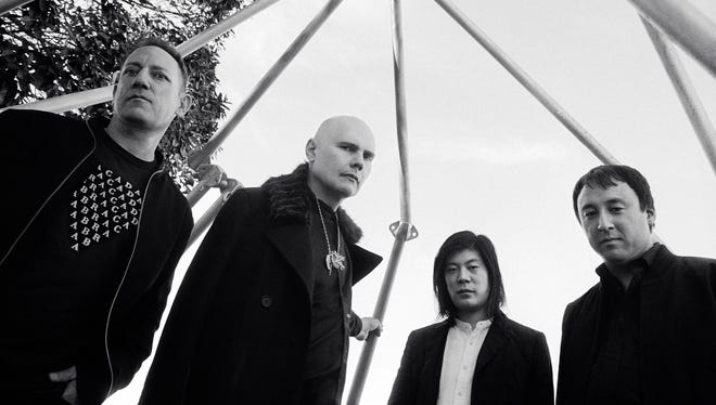 Smashing Pumpkins will perform Aug. 17 at Bankers Life Fieldhouse.