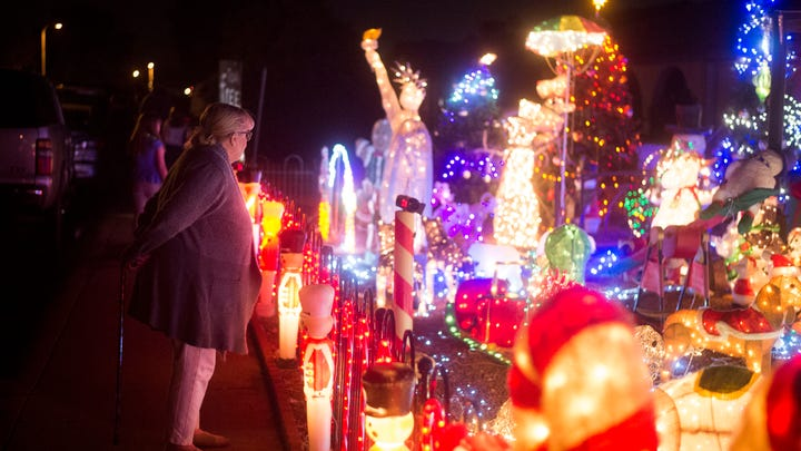 azcentral: Phoenix holiday lights map - azcentral