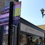 Hammonton's downtown offers shopping, dining, arts and education.