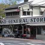 Richland genneral store in Buena Vista Township.