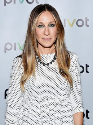 Sarah Jessica Parker at Norwood Club on May 5, 2015 in New York City.