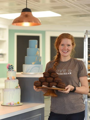 Brooke Wilson Vitale, owner of Love & Buttercream bakery, is opening a second location in Birmingham.