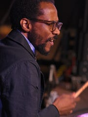 Brian Blade, jazz musician and Shreveport native.