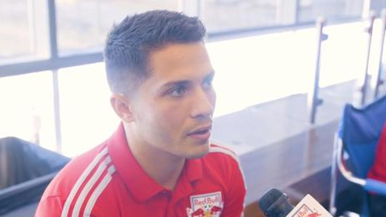 Morristown-raised midfielder Connor Lade is the longest-tenured Red Bulls player.