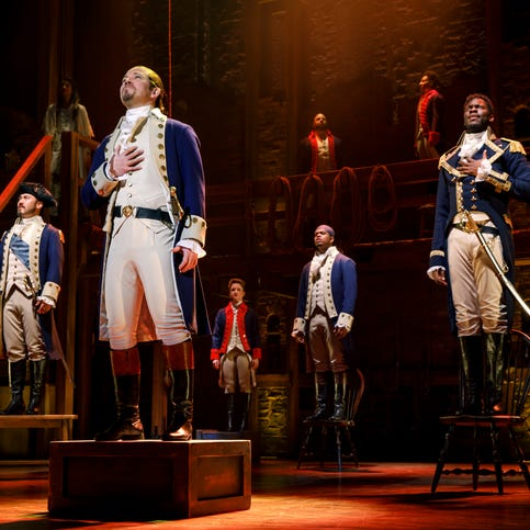 'Hamilton' closes in Des Moines this weekend. Here's a look back at its 'magical' run.