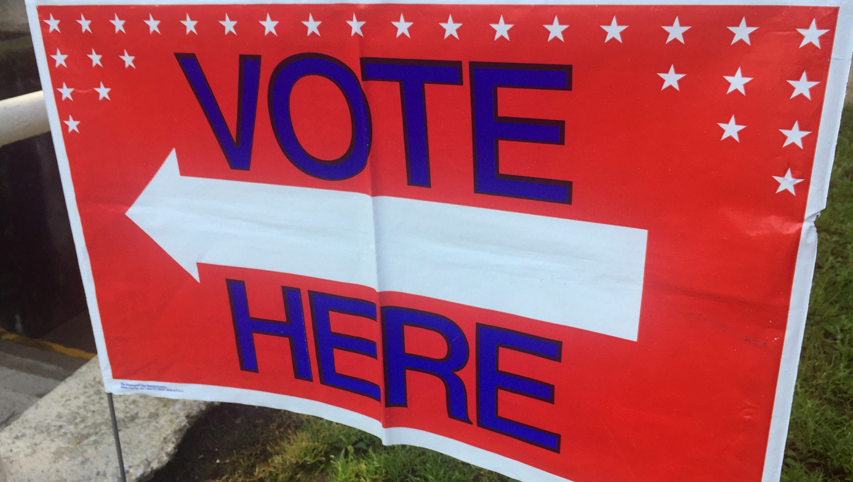 PHOTOS: Primary election day is Tuesday, May 15