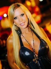 "Former porn star Amber Lynn has been cast in the Hillsborough-produced romantic comedy ""Who's Jenna ...?"""