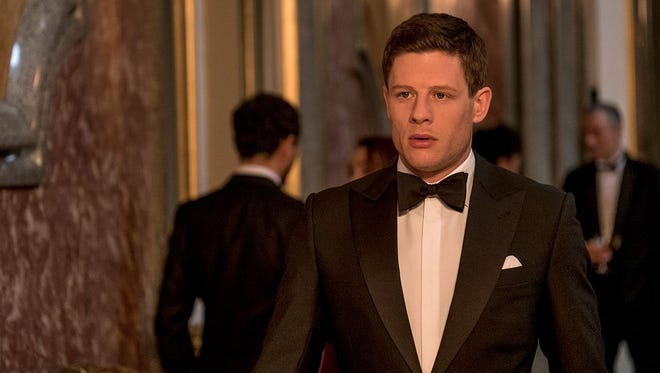 James Norton as Alex Godman in 'McMafia.'