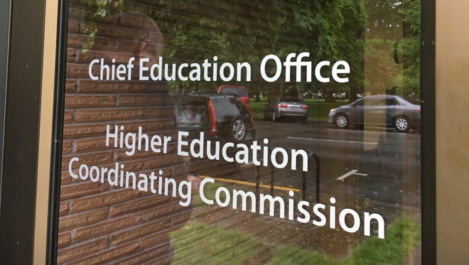 The State of Oregon's Higher Education Coordinating Commission is the single state entity responsible for ensuring pathways to higher education for Oregonians statewide