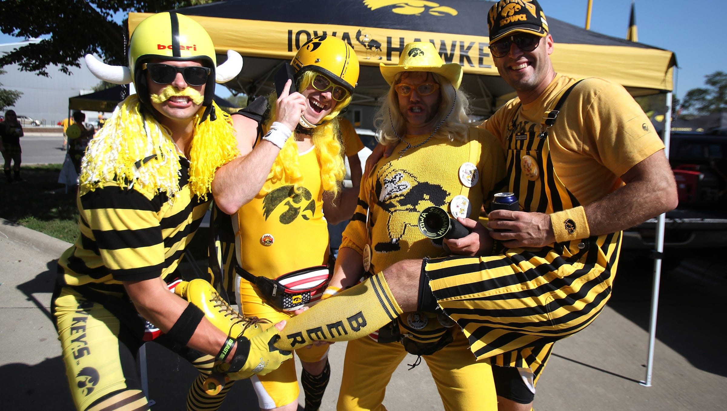 Enter to win $100 Gift Card to Herky\'s Locker Room!