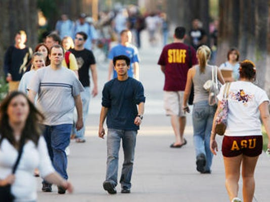 Tuition going up again at ASU, UA, NAU