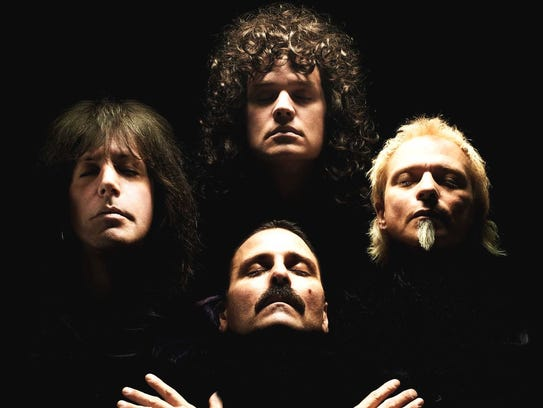 Almost Queen performs on June 23 at White Plains Performing