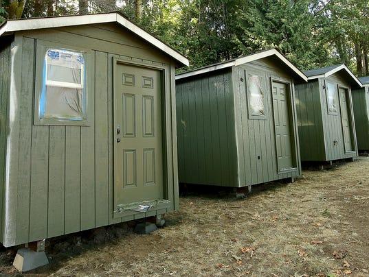 Suquamish Tribe Launching Tiny House Homeless Community
