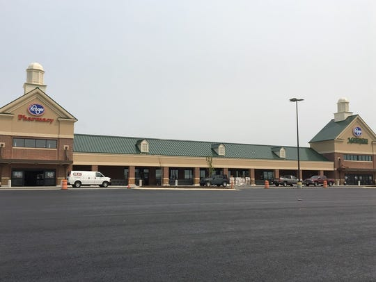 Kroger Marketplace at 9005 U.S. 42, Union opened to the public Sept. 14, 2017.