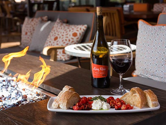 New Restaurants To Try The Living Room Wine Cafe Blk