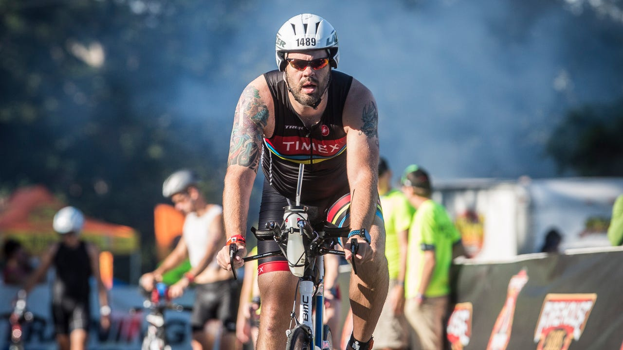 Prairie Creek has hosted the triathlon for 36 years in that time athlete numbers have gone from a few hundred to over 1,700.