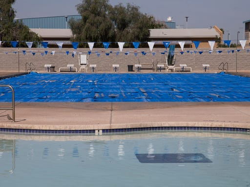 Tempe budget on conservative track for Tempe swimming pool