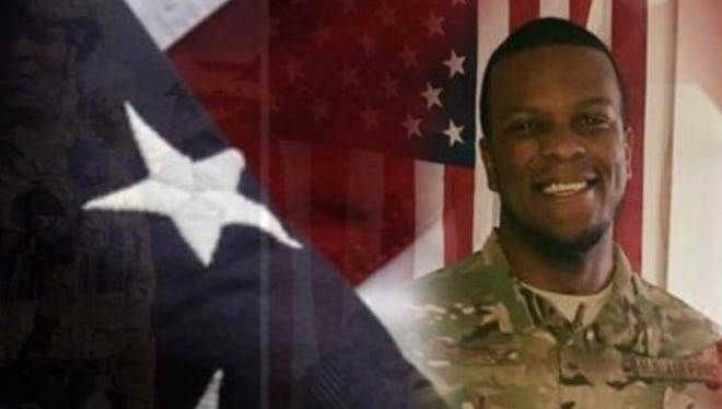 Staff Sgt. Chester J. McBride, who was stationed at Maxwell Air Force Base, and five others were killed by a suicide bomber in Afghanistan.