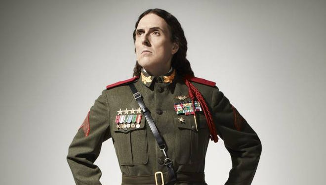 """""""Weird Al"""" Yankovic brings The Mandatory World Tour to Asheville on Sept. 10 in Thomas Wolfe Auditorium."""