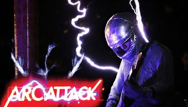 ArcAttack will perform at Kean Stage.