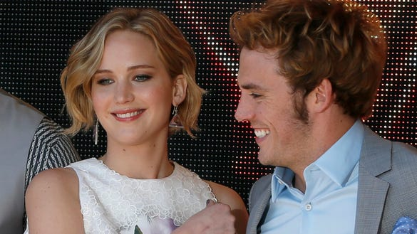 AP FRANCE CANNES HUNGER GAMES MOCKINGJAY PHOTO CALL I ENT FRA