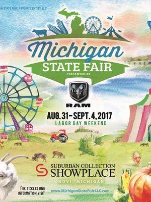 michigan state fair presented by ram trucks