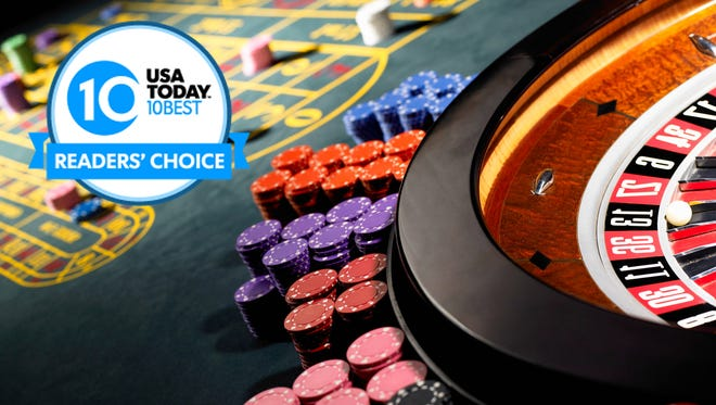 USA TODAY 10Best is on the hunt for the best U.S. casino. Vote for your fave once per day.