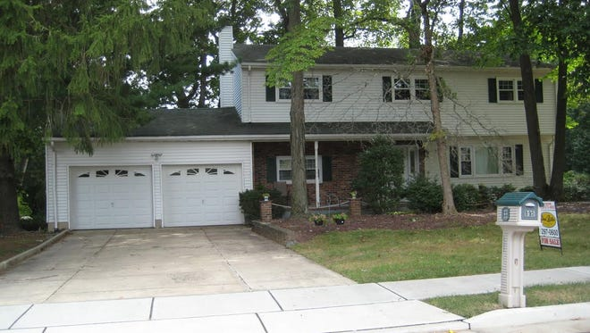 This five-bedroom Colonial at 895 Hoover Drive in North Brunswick will be open 1 to 4 p.m. Sunday, Sept. 11.