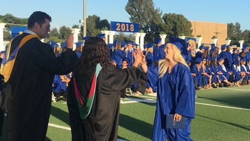 Class of 2018 celebrated at Agoura High School
