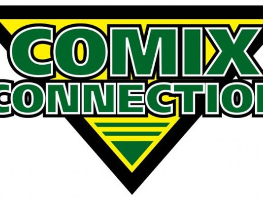 Image courtesy of Comix Connection