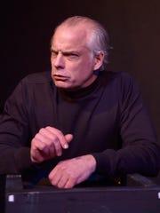 Among the 18 roles Alan Kopischke portrays in the Third