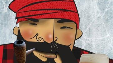 Beards, beer & whiskey: Old Town's Lumberjack Festival runs this weekend