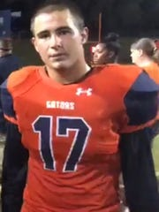 Escambia defensive end is the Pensacola News Journal's