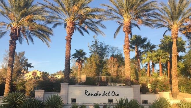 The Rancho Del Oro neighborhood in Desert Hot Springs has faced significant landscaping issues, with some confusion over whether the responsibility falls to residents or the city.
