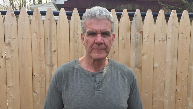 Former Rombout Village shareholder James Sciacovelli served on the cooperative's board of directors for six months before he was removed because he had been assessed several fines.