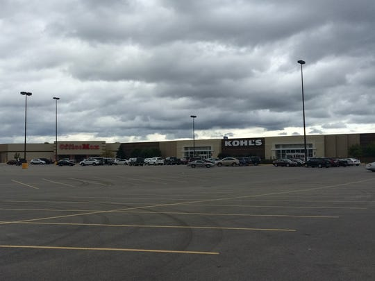 East Town Mall would undergo a major redevelopment