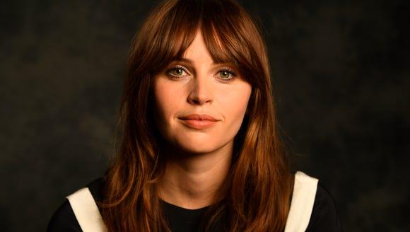 'Rogue One' star Felicity Jones made her heroine a