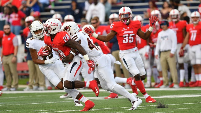 South Alabama converted 58 percent of its third downs against ULM and held the ball for over 30 minutes in a 33-23 win over the Warhawks.