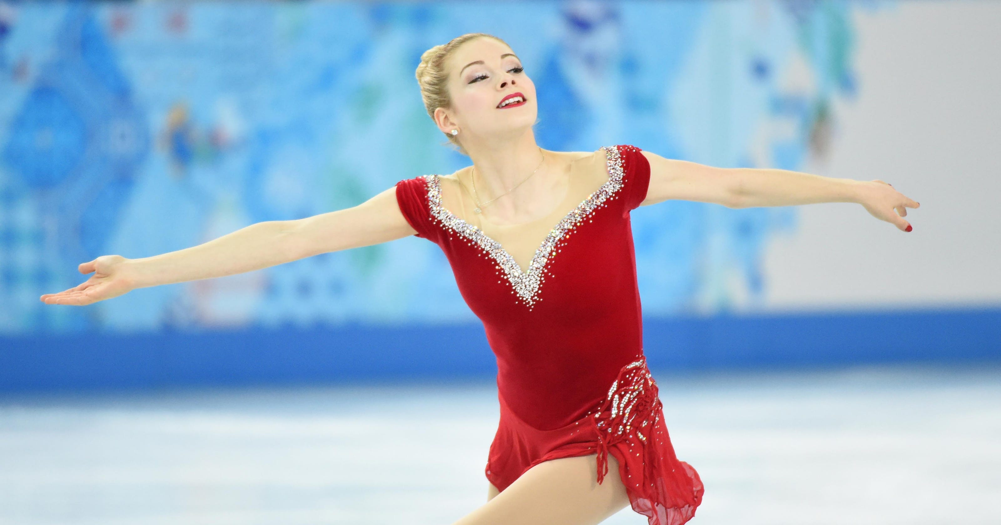87b8186399 Gracie Gold taking time off to seek professional help