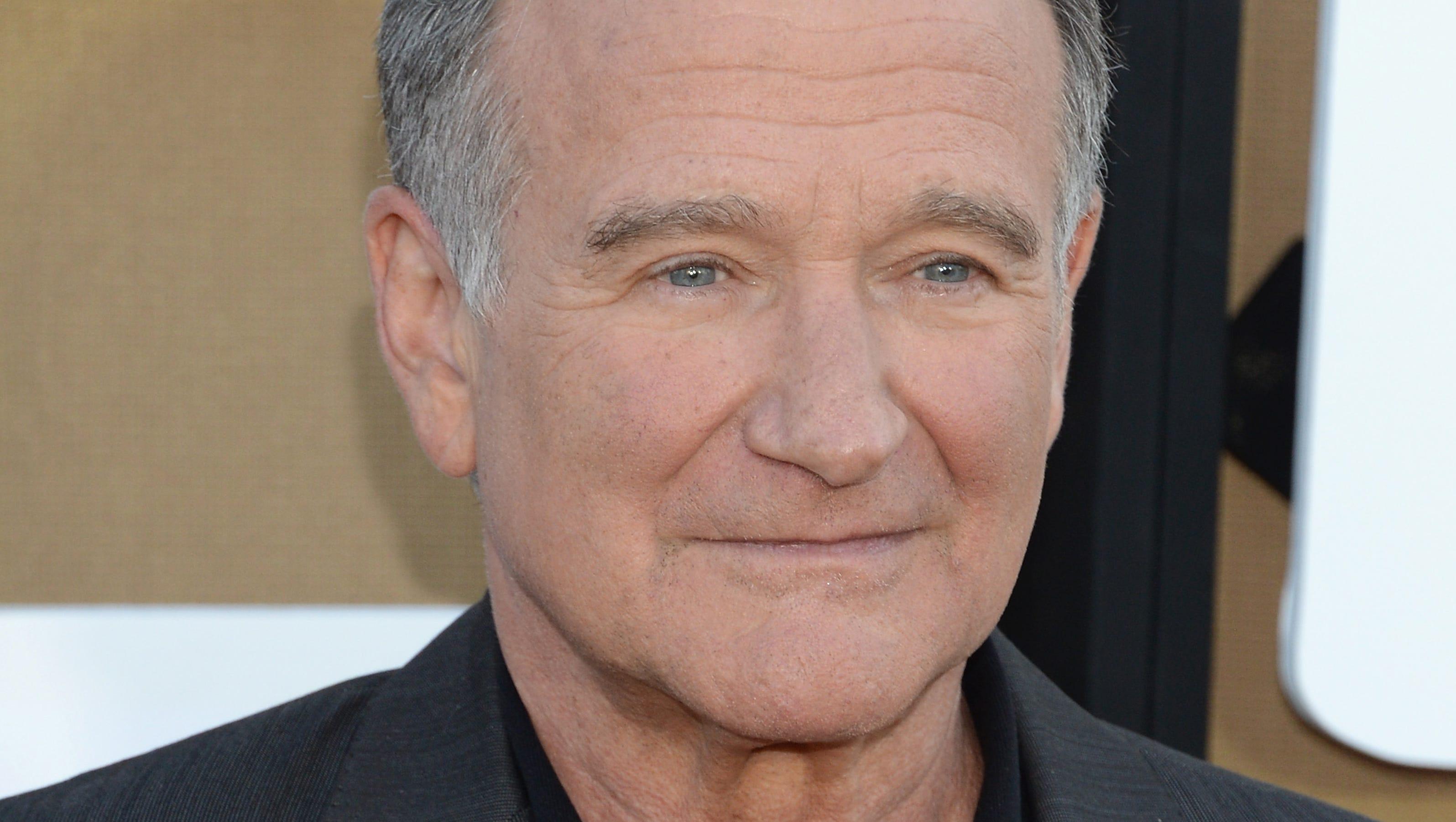 Robin Williams Dead Body