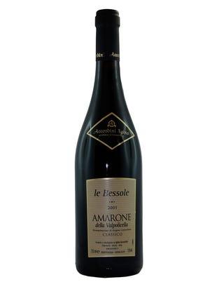De Bessole Amarone della Valpolicella Classico, 2005.