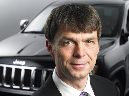 Mike Manley, CEO of Jeep, has overseen the construction of new plants and product launches in Brazil, China and Italy.