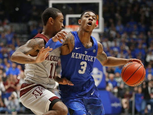 Tyler Ulis, Anthony Collins