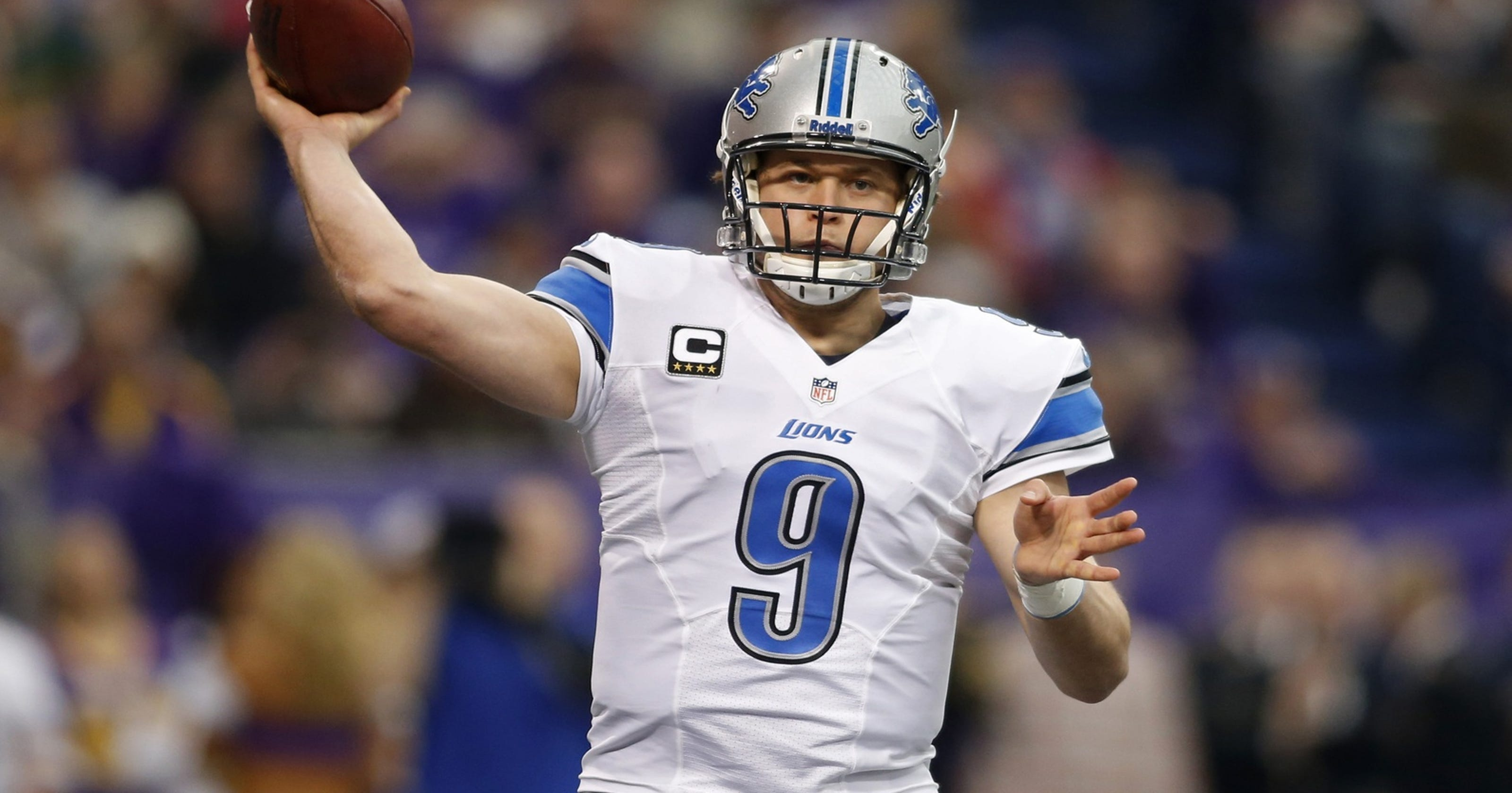 promo code f403d 2cc1c Eagles' opponent: Does Lions' Matthew Stafford deserve Hall ...