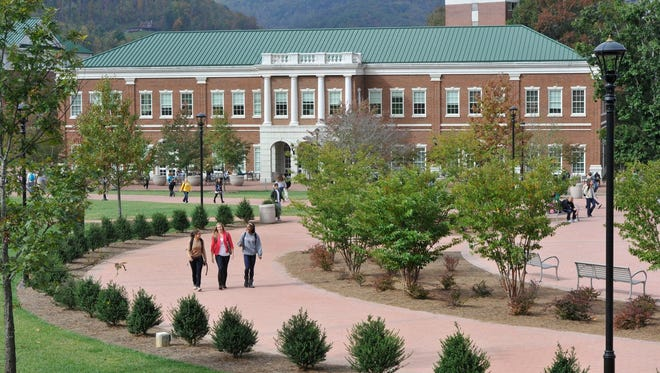 The search for a new WCU chancellor has stalled.