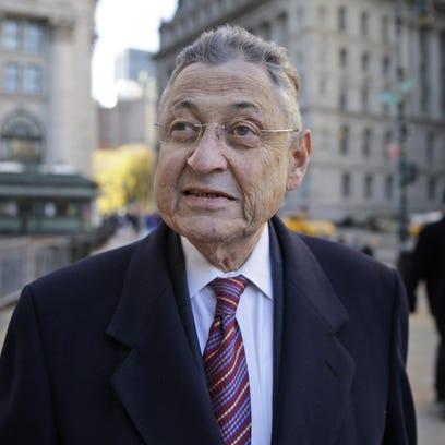 Former New York Assembly Speaker Sheldon Silver, a