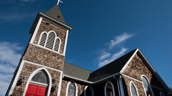 St. Paul's By-the-Sea in Ocean City continues its recovery from the November 2013 fire that destroyed its rectory.